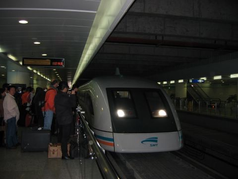 The Shanghai Maglev