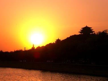 Forbidden Sunset