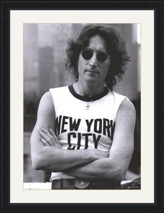 Lennon in New York