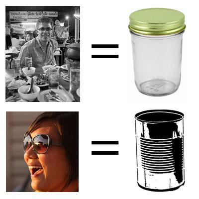 Jar+Can