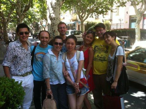 Shanghai Crew