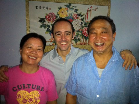 With Chinese Mom and Dad