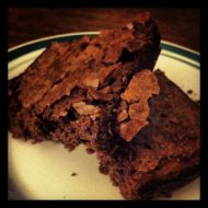 Proper Brownies