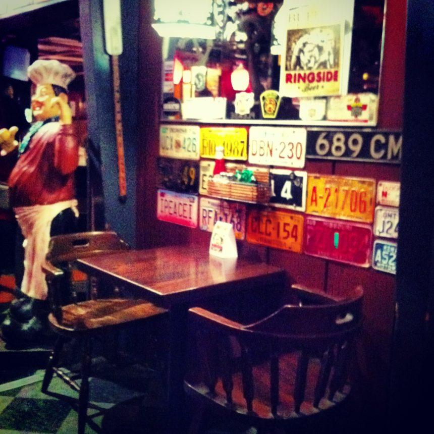 Anchor Bar in Buffalo, NY